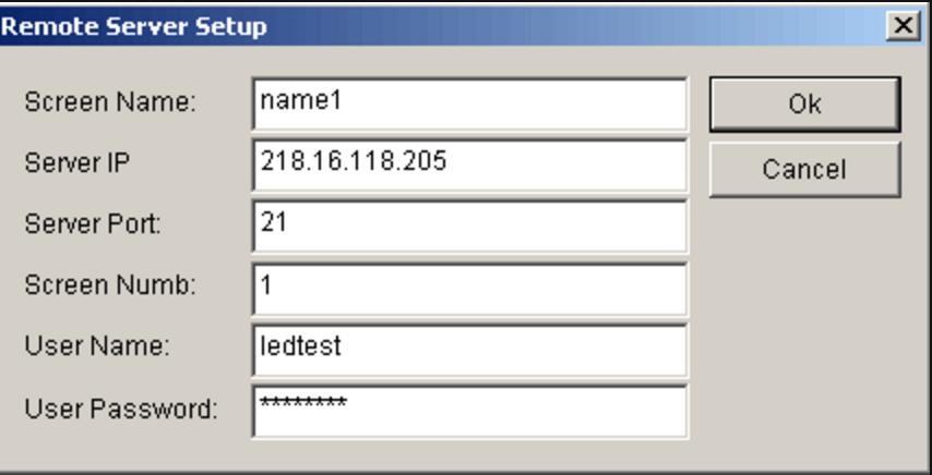 ADRESSE IP LEDSTUDIO